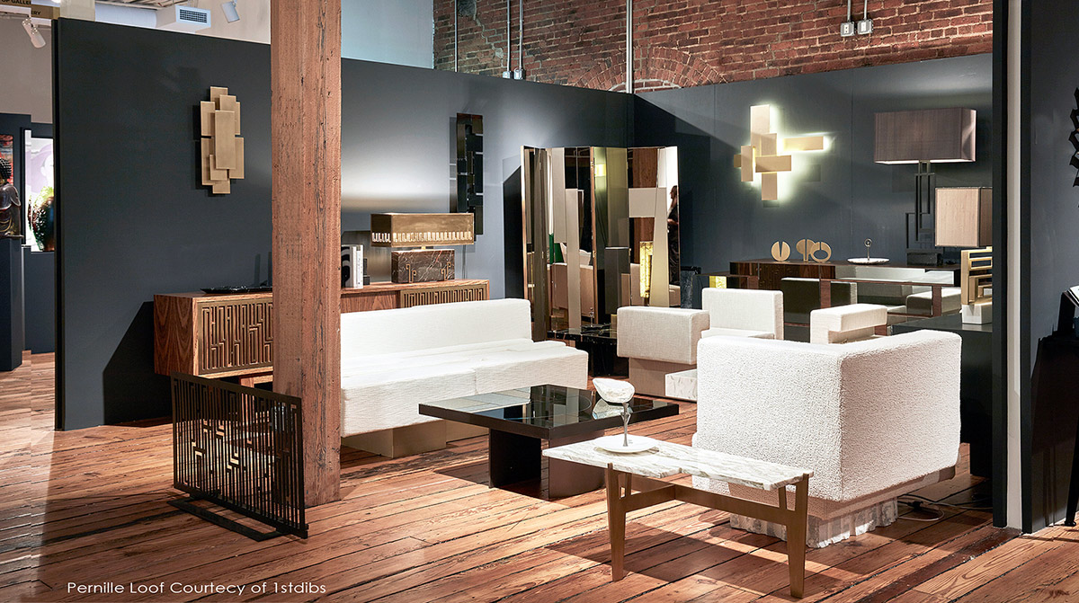 Anaktae Opens New Showroom At 1stdibs' New Manhattan Gallery