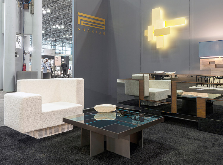 Anaktae At Icff New York, May 2019