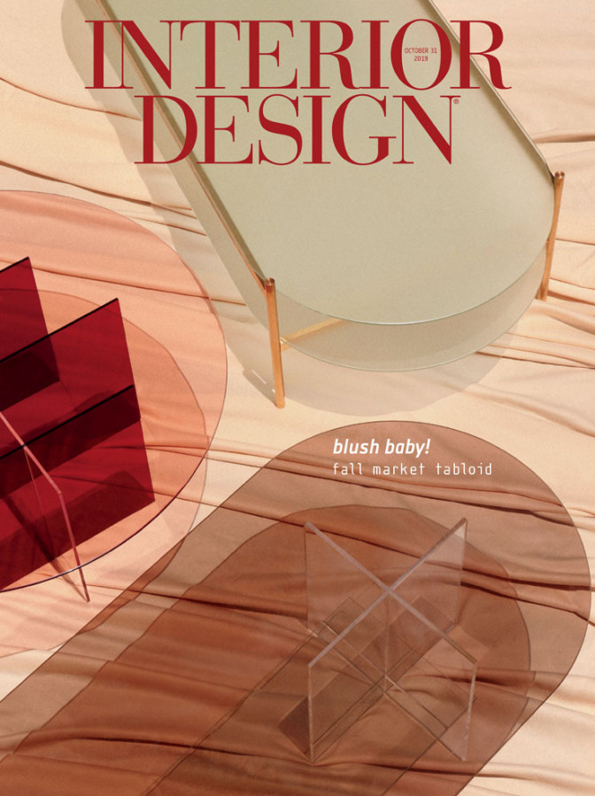 Interior Design Magazine Fall Market Tabloid